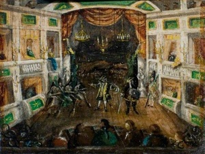 (c) Theatre Collection; Supplied by The Public Catalogue Foundation