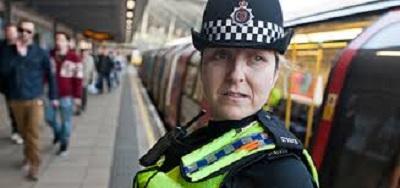 trnaport police