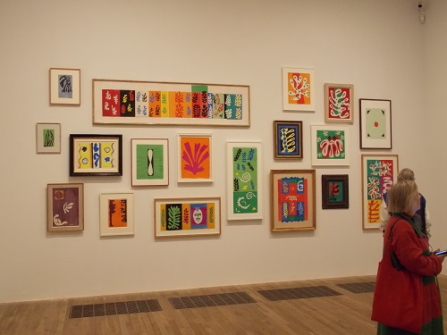 exhibition henri matisse the cut outs at the tate modern 17 april 7 september 2014