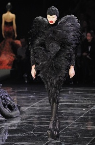 Alexander McQueen: Paris Fashion Week Ready-to-Wear A/W 09