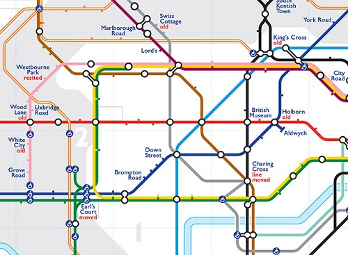The Ghost Stations On The London Underground London Visitors