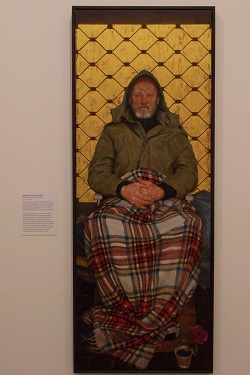 Exhibition Review Bp Portrait Award 2014 At The National