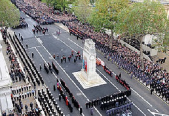 270px-Her_Majesty_the_Queen_Lays_a_Wreath_at_the_Cenotaph_London_During_Remembrance_Sunday_Service_MOD_45152054