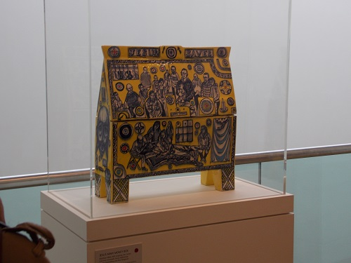 Display Review Grayson Perry Who Are You At The