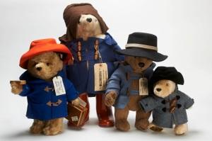 Paddington Bears around the world