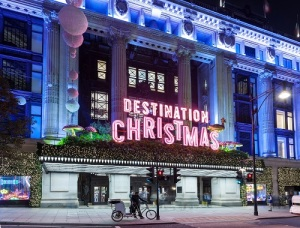 Selfridges Destination Christmas Canopy_Credit Andrew Meredith_Press Site