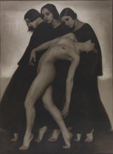 Bewengungsstudie, 1926, Rudolf Koppitz © National Media Museum, Bradford SSPL