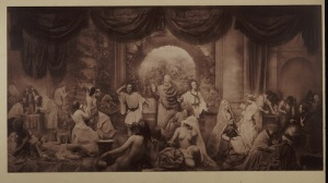 The Two Ways of Life, 1857, Oscar Rejlander © National Media Museum SSPL