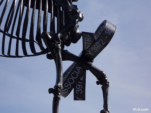 Hans haackes gift horse on the fourth plinth in trafalgar square haacke idea for the gift horse was developed by considering the sites historical background contemporary london and political conditions in todays world negle Image collections