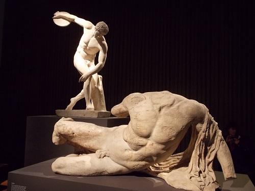art greek humanism