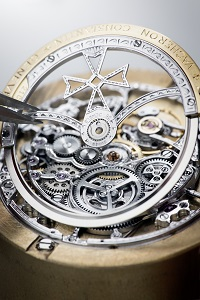 Watchmaking at Vacheron Constantin. Photocredit Vacheron Constantin