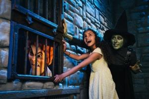 Shrek's Adventure! London - Rumpelstiltskin in Dungeon