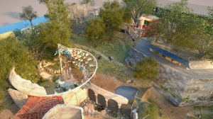 ZSL London Zoo - Land of the Lions - Artist Impressions (c)ZSL (4)