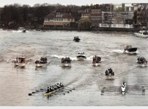 boat race 2016