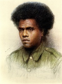 HMP25 (Large) - Fijian by Eugene Burnand