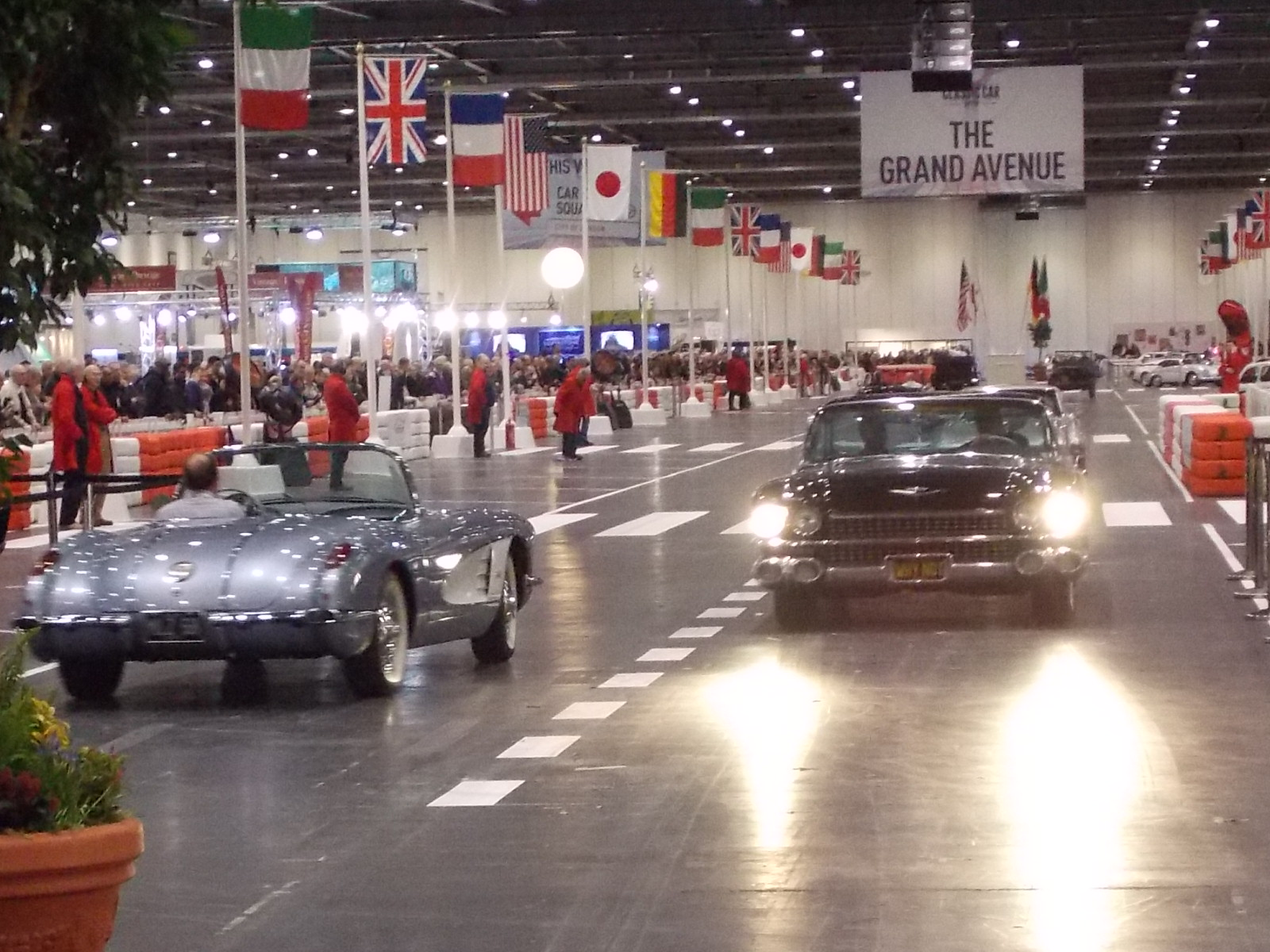 The London Classic Car Show At ExCeL London Rd To Th February - Major car shows