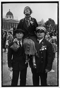 1. Strange and Familiar. Cartier-Bresson