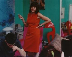 2. Strange and Familiar. Tina Barney