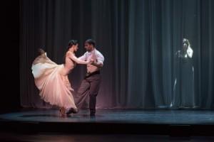 Immortal Tango - Germán Cornejo, Gisela Galeassi and Antonella Cirillo (cred. Andrew Lang)