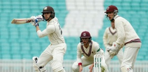 Surrey v Somerset - Specsavers County Championship - Division One - Day One - Kia Oval