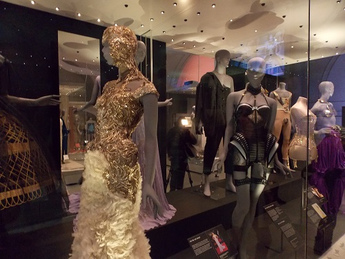 932bf5f77d The exhibition explores the often troubled relationship between underwear  and fashion