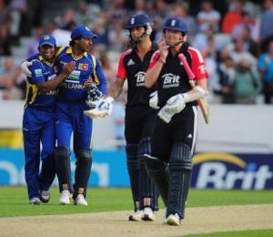 England+v+Sri+Lanka+2nd+Natwest+One+Day+International