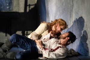 (C)BC20160616_WERTHER_RO_438 JOYCE DIDONATO AS CHARLOTTE, VITTORIO GRIGÒLO AS WERTHER (C) ROH. PHOTOGRAPHER BILL COOPER