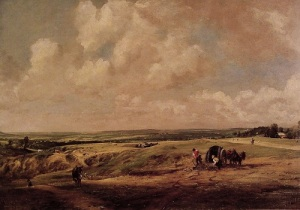 hampstead-heath John constable