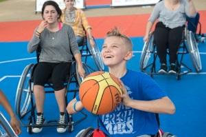 Be Active Festival at Olympic Park, Stratford on September 12, 2015