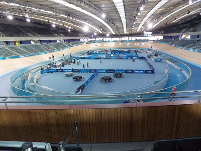 Everyone From Beginners To Elite Riders Are Able Ride The Track At This Iconic Venue On Queen Elizabeth Olympic Park