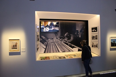 Exhibition review the pink floyd exhibition their for Pink floyd exhibition