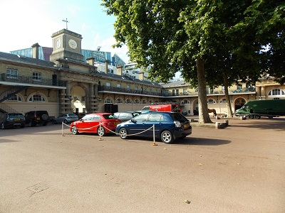 Review The Royal Mews At Buckingham Palace London Visitors