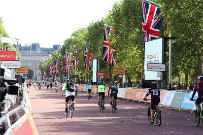 ... a 100-mile challenge on the same closed roads as the professionals or  they can ride the Prudential RideLondon-Surrey 46 – a 46-mile sportive  created ... cb2efa0f9