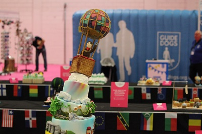 Review : The Cake and Bake Show at ExCel London – 5th to 7th
