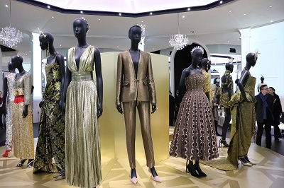 The V A presents the largest and most comprehensive exhibition ever staged  in the UK on the House of Dior and the museum s biggest fashion exhibition  since ... e623bba4cfc
