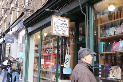 Shops of London « London Visitors